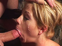 Blowjob en Facial